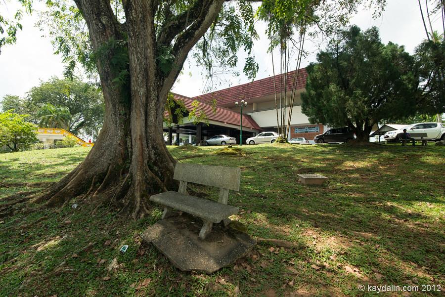 kuching. sarawak museum