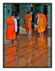 Myammar, le pays des pagodes d'or