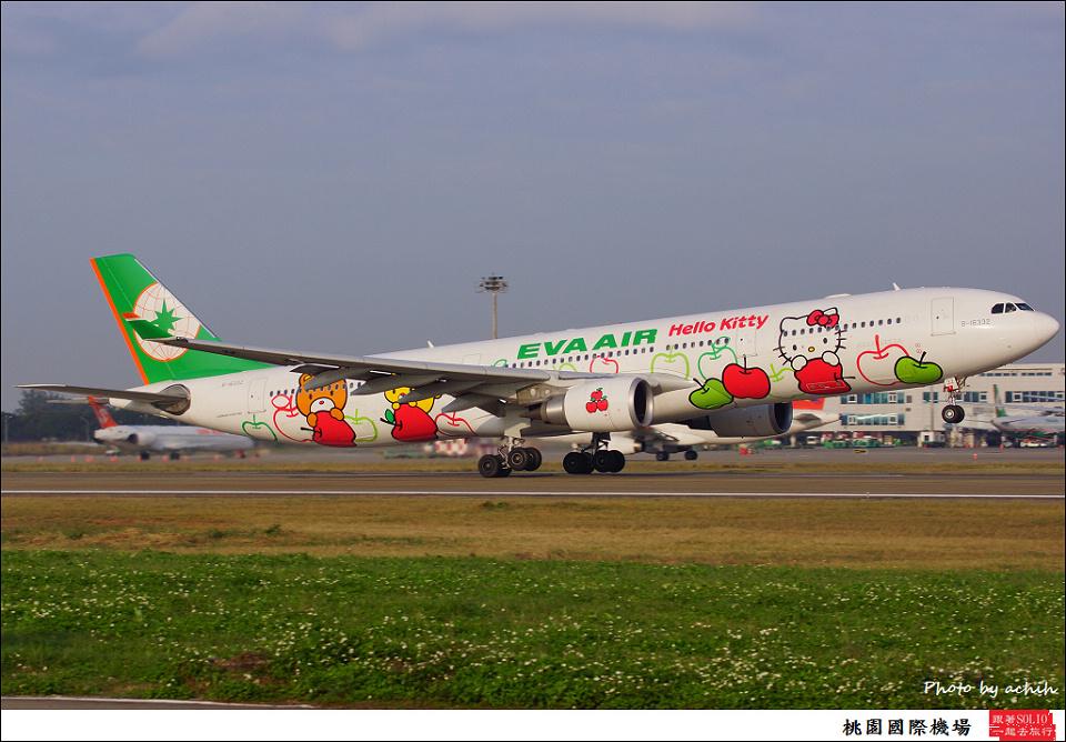 長榮航空B-16332客機013