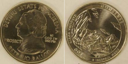 US Mint Nonsense Quarters2
