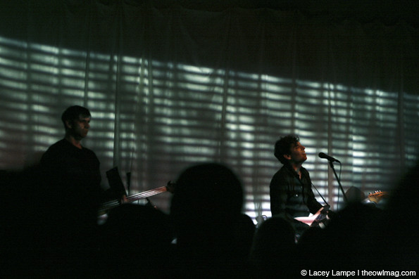 The Soft Moon @ The Holocene 12/18/12