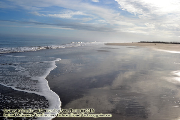 Weather On Tybee Island In December