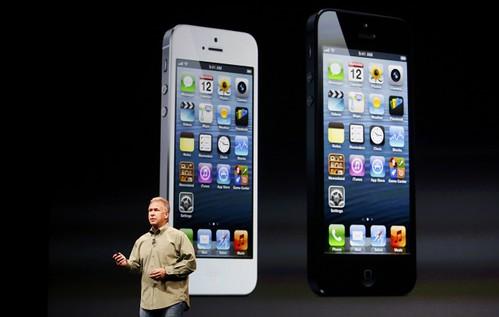 Iphone 5 presentación