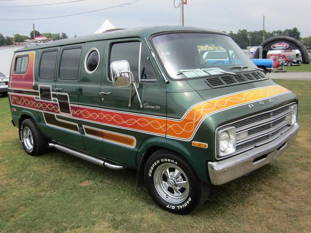 1977 Dodge B200 Tradesman Flickr Photo Sharing