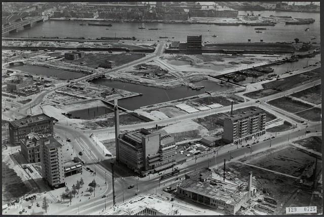 Bijenkorf Dudok, 28 april 1946