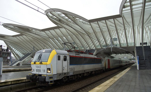 Trains Leiden - Brussels: times, prices and tickets ...
