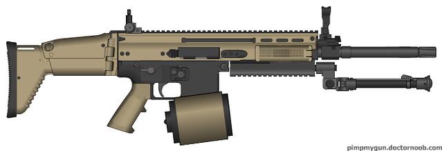 FN SCAR 16S  FN