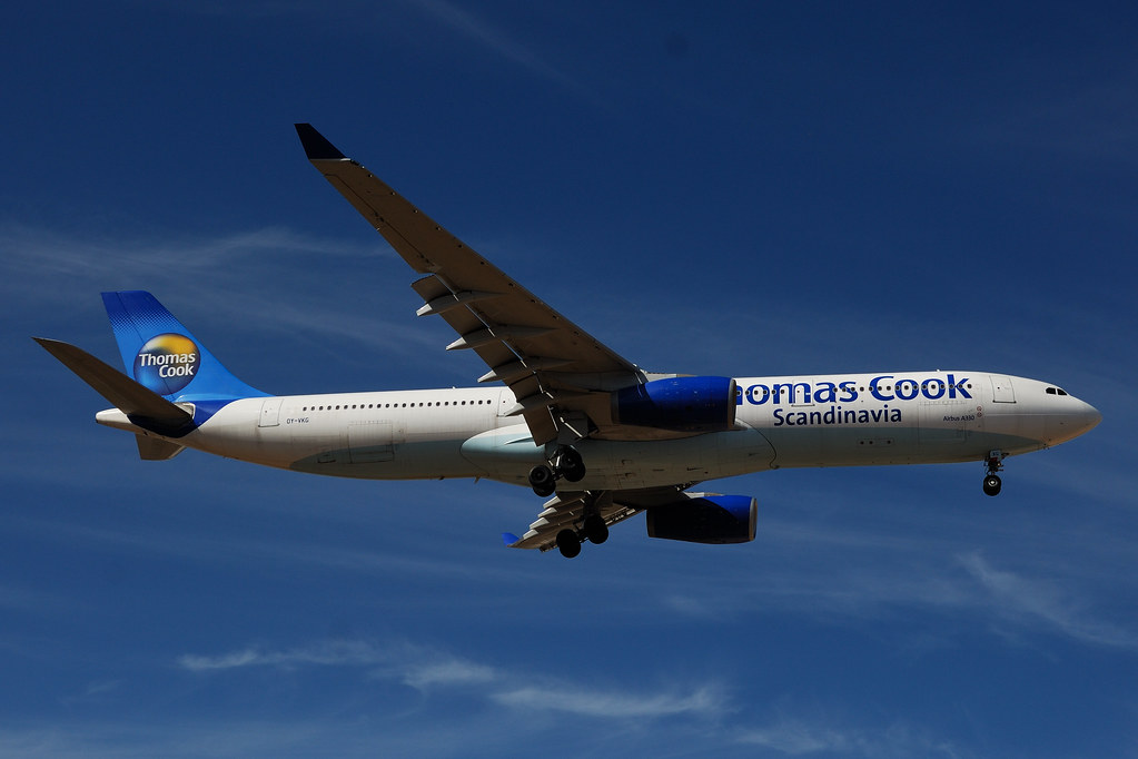 OY-VKG - A333 - Thomas Cook Scandinavia