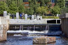 Akerselva, Nydalen