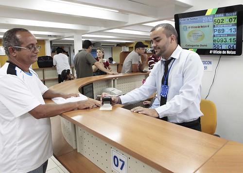 Corregedor nacional cobra a imediata realização de concurso de cartórios extrajudiciais em oito estados e no DF