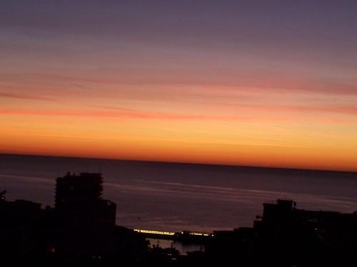 Sunrise - Monaco
