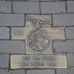 Charm Bracelet Trail - Jewellery Quarter - Newhall Hill - 1818 - Rip Van Winkle was written here