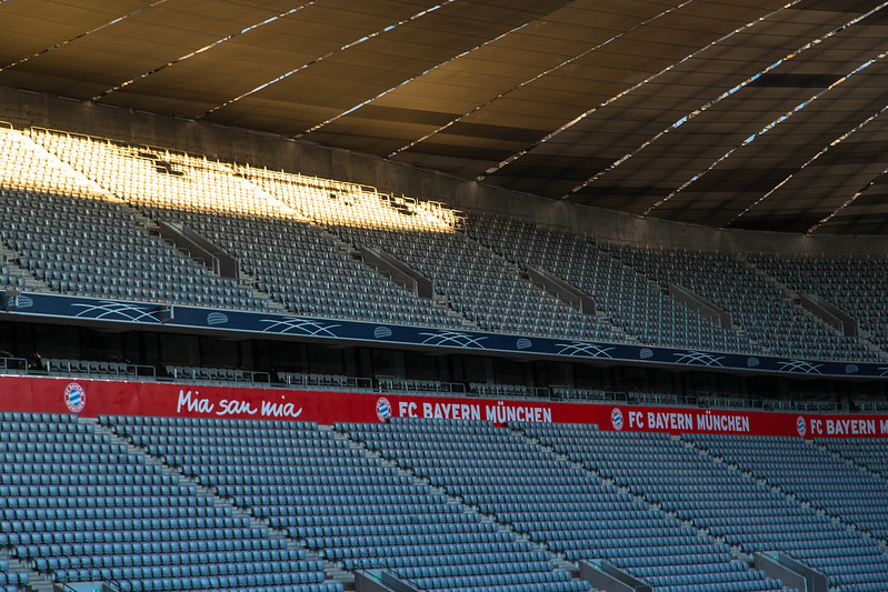Memory of Munich : Allianz Arena