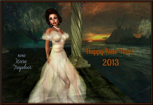 Happy New Year! by Kara Trapdoor