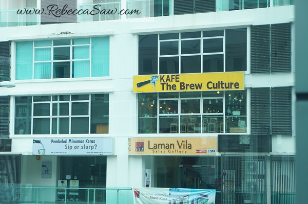The Brew Culture, plaza damas hartamas (2)