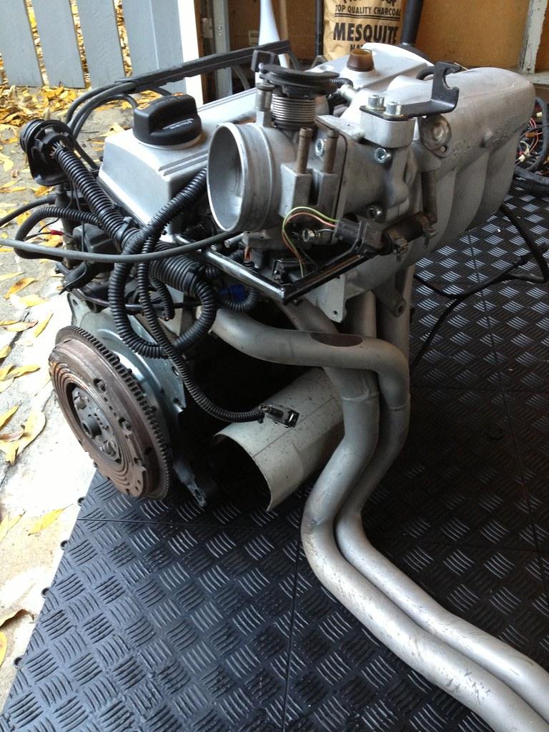 VWVortex com - FS: Built 8V engine, forged internals with