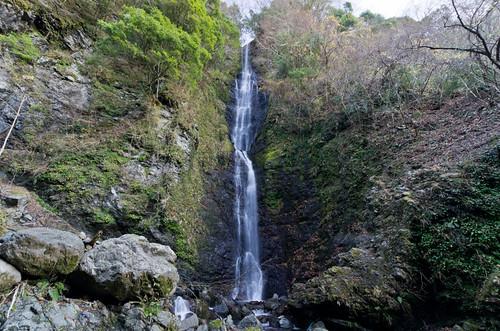 天神滝 2012.12.31-1