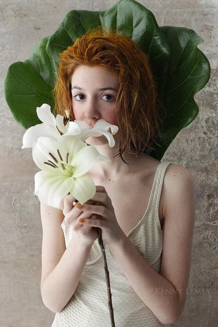 Herbáreo: Flora de un pensamiento- Kenny Lemes©