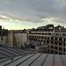 Paris - Place de la Trinité - Au dessus des toits - 14/09/2012