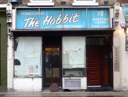 the hobbit - still there