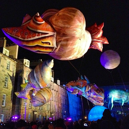 Big Bang - Hogmanay, Edinburgh