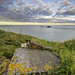 overlook from the lighthouse on the bay of fundy by (robcee)