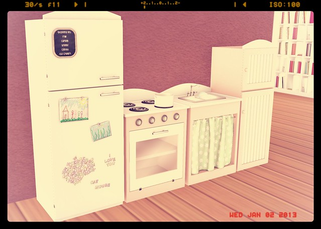 My Linden Home -The Kitchen from Alouette