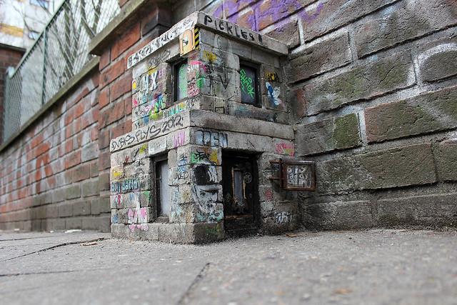 Das Kleinste Street ART Haus # 2
