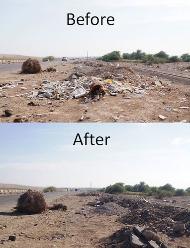 Garbage Before&After3