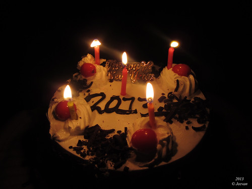 2013 - Cake