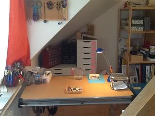 Meine Werkstatt - My Workspace