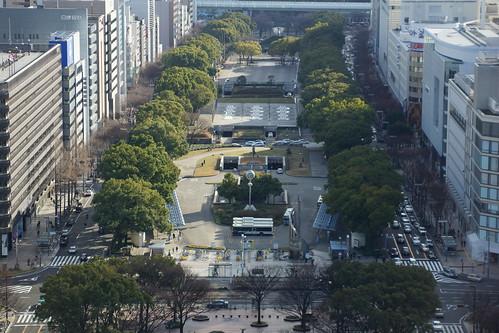 久屋大通公園 Hisaya Odori Park