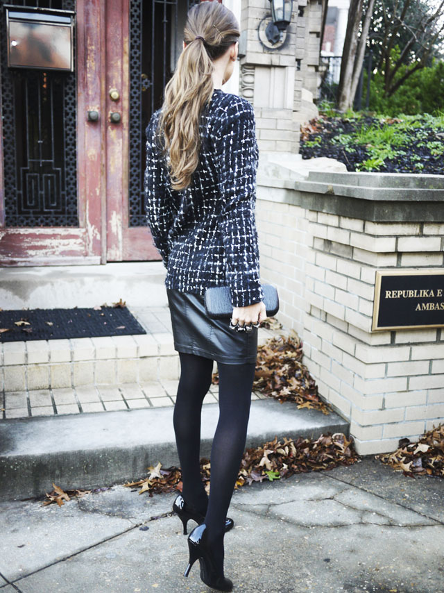 tweed jacket, winter 2013, style staple, fair vanity, style blog