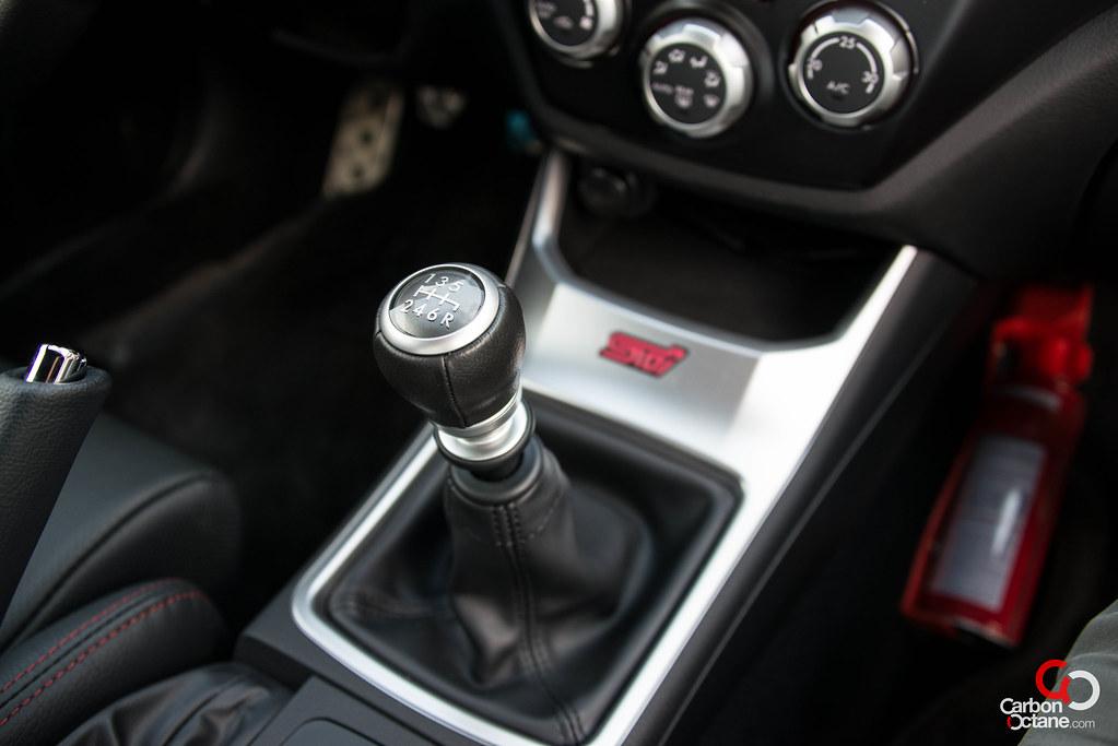 2012 subaru impreza manual transmission