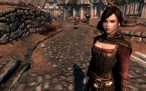 how do you turn Serena into a human in skyrim? - Video ...