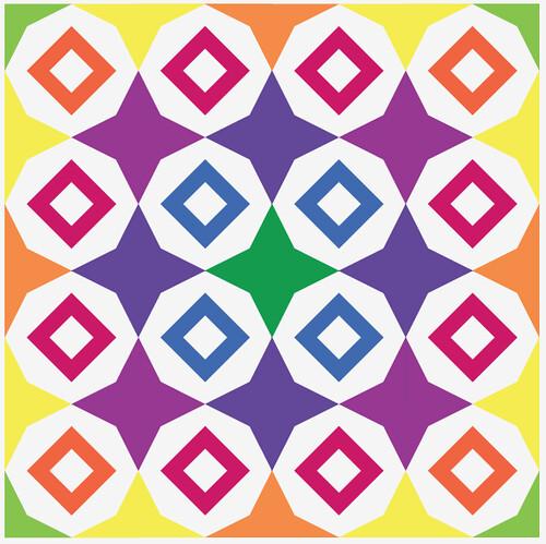 DQS 13 pattern idea