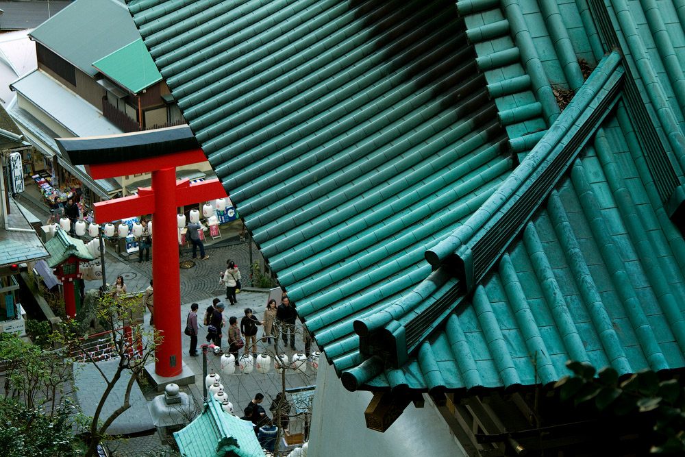 Enoshima street