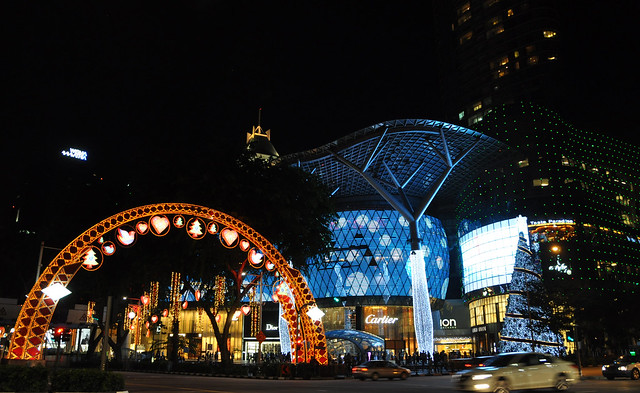 Orchard Road, Singapore 2012