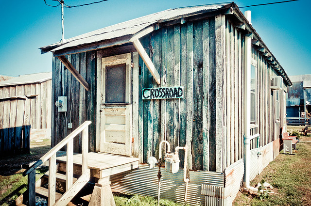 Crossroad Shack, Shack Up Inn - Clarksdale, MS | PopArtichoke