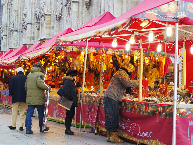 Milano Christmas Market