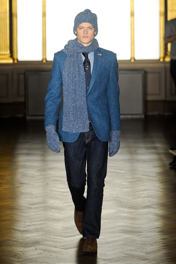 FW13 London Richard James013_Johann @ Select(fashionising.com)