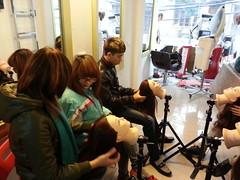 Dạy nghề tạo mẫu tóc chuyên nghiệp Học viện Korigami Hà Nội 0915804875 (www.korigami (45)