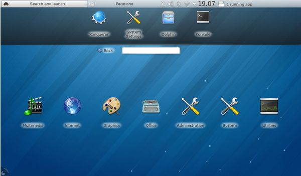 Linux Fedora 18