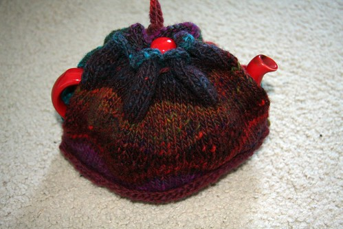 Lizard ridge tea cosy 2