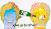 7Up_give un to others_vintage UnCola billboard by Kim Whitesides