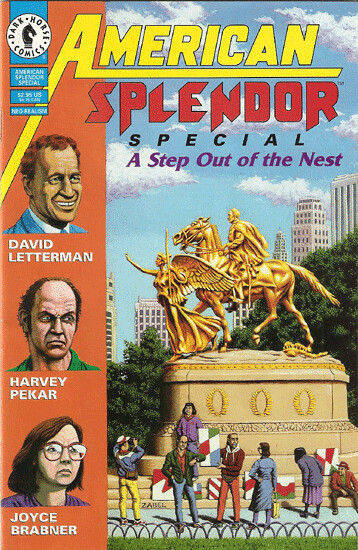 American Splendor Special: A Step Out of the Nest #1 (August 1994)