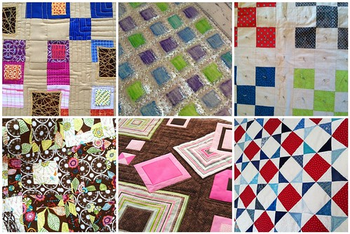 Project QUILTING Square in a Square Challenge, A Closer Look Part 8