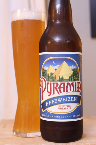Pyramid Brewing Co. Hefeweizen