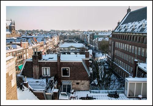 Leiden binnenstad by hans van egdom