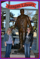Reagan Library and D23 Exhibit